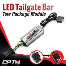 OPT7 LED Tailgate Bar PWM Module BLIS back-up trailer tow package for F-150