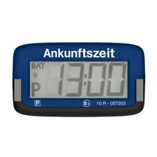 Needit Parkmicro - Produktneuheit - automatische Parkscheibe - Zulassung vom KBA