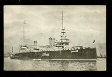 Navy France Shipping French Battleship CARNOT PPC 1912 by Gale & Poulden