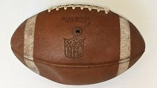 Vintage Leather MacGregor Official Nfl Football Model F704 w/ Laces