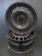 Stahlfelge  6.5 X 16 5 X 112 50 schwarz  VW Golf VI -Audi A3-Seat Leon