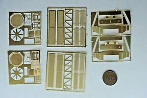 4mm SCALE 00  CLASS 56 DETAILING PROJECT PACK - ETCHED BRASS PARTS.