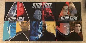Star Trek IDW TPB Lot Countdown, Nero, Abrams Movie Adaptation