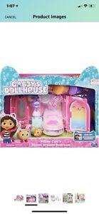 NEW Netflix gabbys dollhouse furniture 3 sets bedroom kitchen bathroom