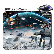 Unique Star Wars Gaming Anti-Slip Rectangle Mouse Pad Mousepad 220x180x2 mm