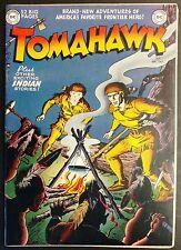 TOMAHAWK #1 1950 SWEET FN/VF TEAR SEALS ! ADS FOR STRANGE ADVS+DANGER TRAIL1'S