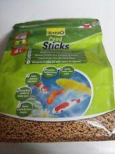Tetra POND Fish Stick 4L / 450g-pubblicato oggi se pagato prima delle 13