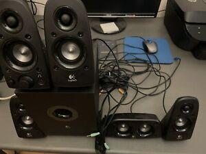 Impianto Audio 5.1 Logitec Pc Gaming
