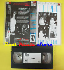 VHS film VINYL Andy Warhol RARO VIDEO RVB 20014 64 minuti (F62) no dvd