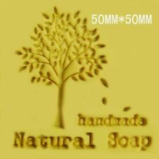 Natural Tree Soap Stamp For Handmade Soap Candle Candy Stamp Fimo Stamp