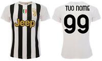 Maglia Juventus Personalizzata 2021 Juve ufficiale Home tuo nome e numero 2020