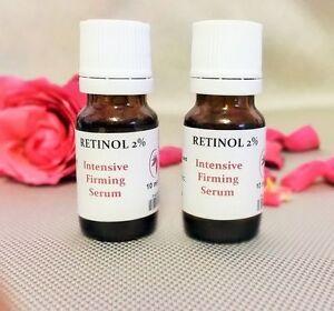 RETINOL Hyaluronic Acid Anti Age Firming Lift Wrinkle Skin Anti Ageing Vitamin A