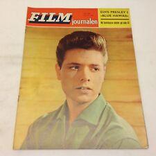 "Cliff Richard On Front Cover Vtg Original 1962 Danish Magazine ""Film-Journalen"""
