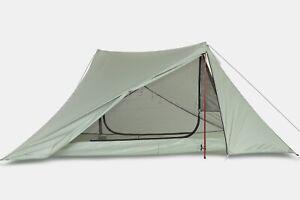 Dan Durston X-Mid 2p Tent Drop 36oz Ultralight Camping Backpacking