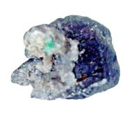 Cuarzo con una pizca de esmeralda - 19 grs