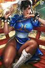 Street Fighter II Chun Li Poster 24X36 inches