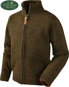 *NEW* Seeland Childrens Jaden Jersey Jacket Pine Green Country Shooting Kids