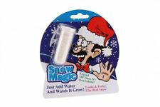 Magic Growing Snow - Great Fun - Childrens Gift Idea - Growing Snow