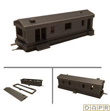 DAPR - N Gauge Model Railway Scenery Building Kit- Static Caravan / Home