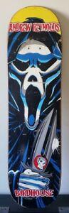Andrew Reynolds Birdhouse Screamer Skateboard Deck 90s Vintage Baker Hawk