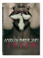 American Horror Story Coven: Complete Season 3 (DVD, 2014, 4-Disc Set)NEW Sealed