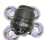 Nikon AF-S DX Nikkor 18-55mm 3.5-5.6G ED VR Objektiv - 12 Monate Gewährleistung