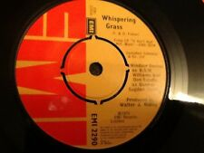 WINDSOR DAVIES AND DON ESTELLE  .  WHISPERING GRASS . 1975 U.K. NUMBER 1 NR MINT