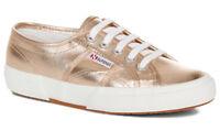 Superga 2750 COTMETU (Rose Gold) Shoe  **Official UK Superga Stockist** 25% OFF