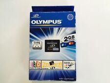 Cartes mémoire Olympus pour appareil photo et caméscope