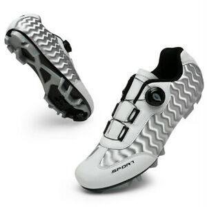 Professional Bicycle Mountain Cycling Shoes Men Outdoor Bike Spd Cleats Sneakers