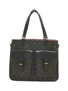 Louis Vuitton Damier euses N51128 Hand Bag From Japan #1933
