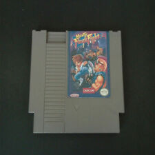 Mighty Final Fight NES Nintendo USA NTSC side-scrolling beat 'em up game
