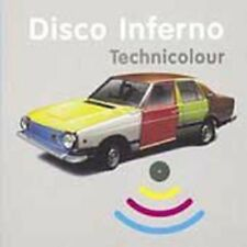DISCO INFERNO - TECHNICOLOUR   CD NEU