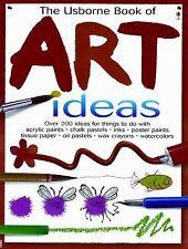 Art Ideas Usborne Art Ideas