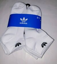 ADIDAS Originals Mens Athletic Socks 6pk low-cut socks