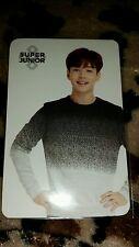 Super junior m henry artium sum official photocard card Kpop k-pop