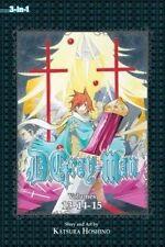 D.Gray-man (3-in-1 Edition), Vol. 5 ' Hoshino, Katsura manga in english,