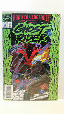 Marvel Comics Vol 2 Ghost Rider 42 Bagged and Boarded 1990 to 1998 series