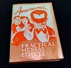 Vintage+Magic+Book+-+Annemann%27s+PRACTICAL+MENTAL+EFFECTS+
