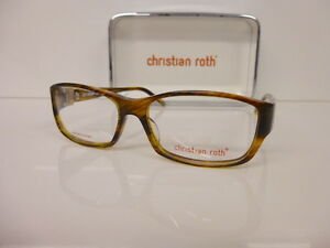 Original Plastic Glasses Women's Glasses Christian Roth, Cr 14047 DB 54