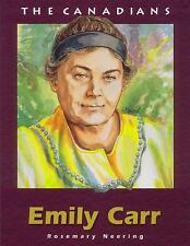 Emily Carr (The Canadians)-ExLibrary