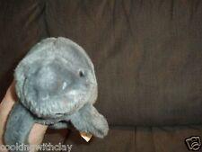 "1998 Wish Pets Plush Doll Figure Marine Life Realistic Manatee ""Thea"" Beanbag"