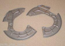 Ford Mustang Front Dust Splash Shields 2pc Left & Right Set 99-04 GT Cobra SN95