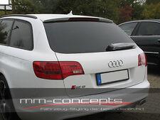Audi A6 S6 RS6 Dachspoiler Typ C6 / 4F Dach Spoiler Heck Flügel Avant