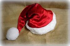 Victoria's Secret Sexy Little Things Christmas Red Santa Hat Satin Fur Lingerie