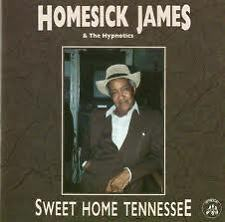 HOMESICK JAMES & THE HYPNOTICS- SWEET HOME TENNESSE.CD