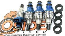 310cc Honda Civic Integra Turbo D16 B16 B18 H22 Fuel Injectors JDM D15B ZC VTEC
