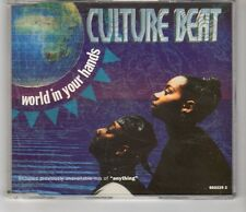 (HI429) Culture Beat, World In Your Hands - 1994 CD