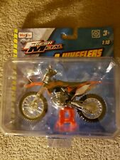 Maistro Fresh Metal 2 Wheelers KTM Toy Dirt Bike