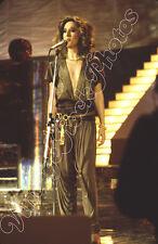 LORETTA GOGGI - 70/80s - 112 fotografie foto inedite posa backstage live rare